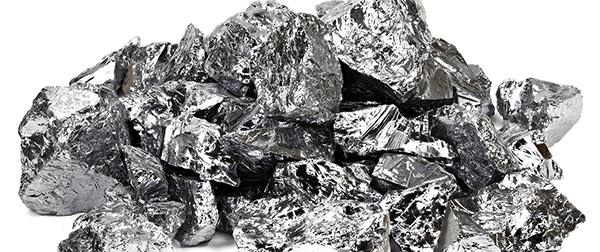 Silicium sous sa forme minérale